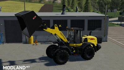 Wheel Loader Attachments large v 1.0, 3 photo